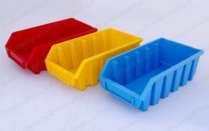 Brizganje plastike - plastična kutija za sortiranje