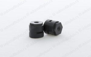 Brizganje plastike - plastični uskočnik D13mm