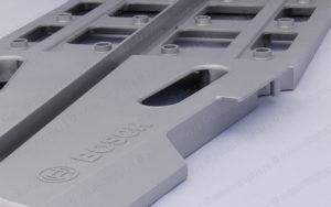 Masinska obrada - cnc glodanje - aluminijumski prototip